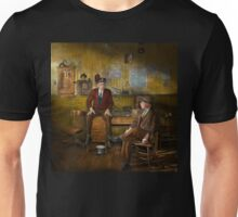 Firemen - Sharing his wisdom - 1942 Unisex T-Shirt