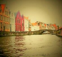 Bruges Canals by longaray2