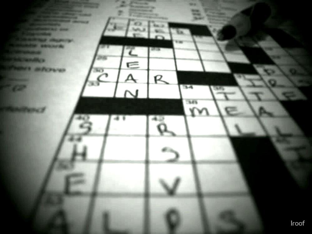 Crossword Mania by lroof