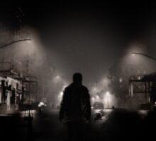 In loving memory of Silent Hills Sticker