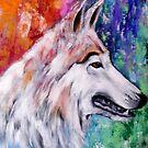 Wolf by Pamela Plante