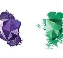 Gems on  Gems on Gems by TempoDesigns