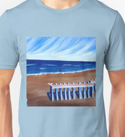 Beach Entry.......... Unisex T-Shirt