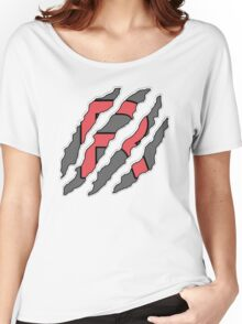 RocketRIPP - RIPPTee Designs. Women's Relaxed Fit T-Shirt