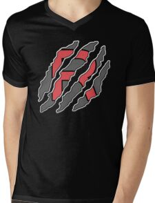 RocketRIPP - RIPPTee Designs. Mens V-Neck T-Shirt
