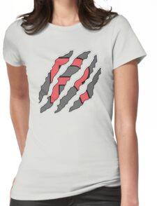 RocketRIPP - RIPPTee Designs. Womens Fitted T-Shirt