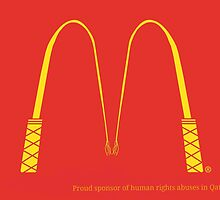 McDonalds Human Rights Abuse by xpogrz