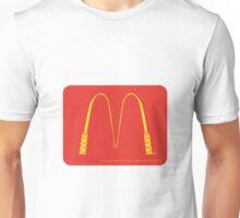 McDonalds Human Rights Abuse Unisex T-Shirt
