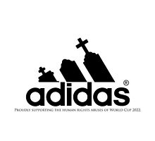 Adidas Human Rights Abuse by xpogrz