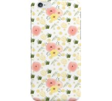 Spring Flowers III iPhone Case/Skin