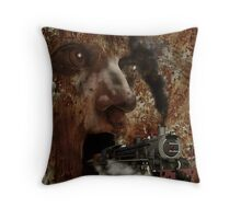 UTTERANCE Throw Pillow