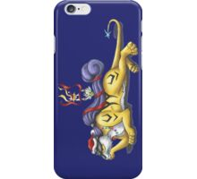 pokemon raikou christmas chibi anime shirt iPhone Case/Skin
