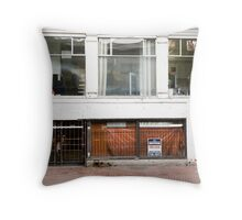 Hotel Gastown Throw Pillow