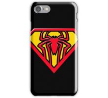 Super Spiderman Logo iPhone Case/Skin