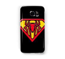 Super Spiderman Logo Samsung Galaxy Case/Skin