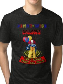 Penny-Wise Balloons Tri-blend T-Shirt