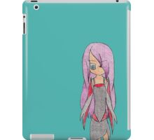 Simple Original Anime Character iPad Case/Skin
