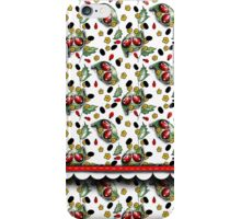 LADYBUGS V1 iPhone Case/Skin