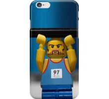 Weight Lifting iPhone Case/Skin