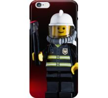 Fireman Sam Character iPhone Case/Skin