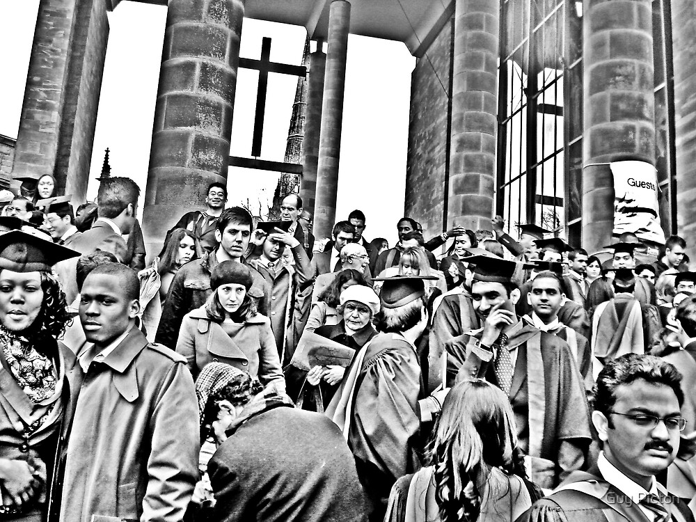 Graduation by Guy Picton