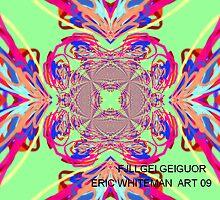 ( FJGEIGEIGUOR )   ERIC WHITEMAN ART  by eric  whiteman