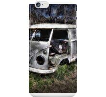Volkswagen Kombi, Central Victoria iPhone Case/Skin