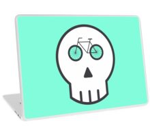 Rider Skull Laptop Skin