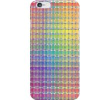 Rainbow Colours iPhone Case/Skin