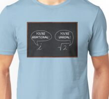 Imaginary and Irrational Unisex T-Shirt