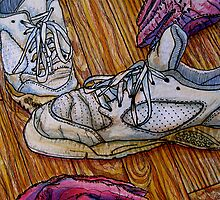 Floorboard Soiree by bhutch7