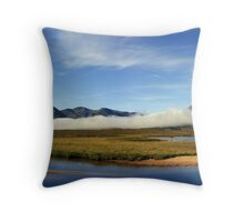 Black Mount,Rannoch Moor. Throw Pillow
