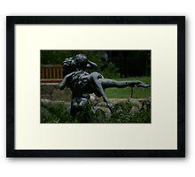 Stone Lovers Framed Print