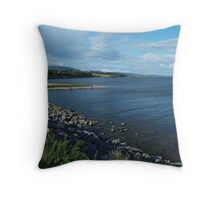Cromarty Firth 3 Throw Pillow