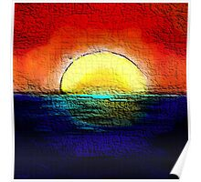 SunburntSky Poster