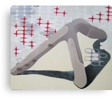 Flotsam and Jetsam #2 Canvas Print
