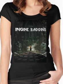 Imagine Baggins Women's Fitted Scoop T-Shirt