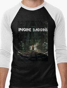 Imagine Baggins Men's Baseball ¾ T-Shirt