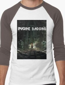 Imagine Baggins Men's Baseball ¾ T-Shirt