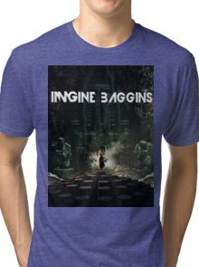 Imagine Baggins Tri-blend T-Shirt