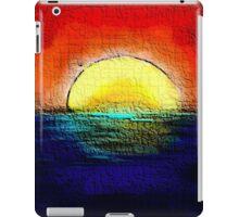 SunburntSky iPad Case/Skin