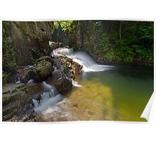 Terrill Gorge Poster