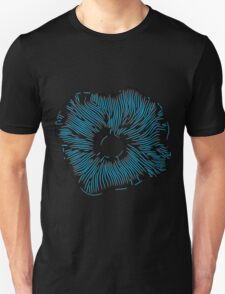 Psychedelic Mushroom Spore print  Unisex T-Shirt