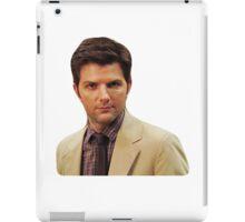 Parks and Rec Ben Wyatt iPad Case/Skin