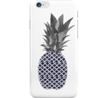 geometric pineapple iPhone Case/Skin