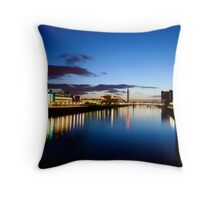 early evening Throw Pillow