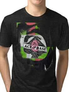 The Ace Of Base Tri-blend T-Shirt