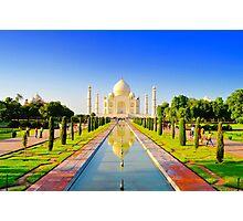 Taj Mahal. Photographic Print