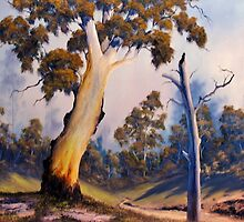 Under The Gumtree by John Cocoris
