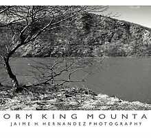 """Storm King Mountain"" by Jaime Hernandez"
